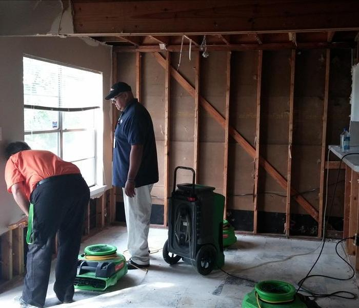 Water Damage in Haslet, TX