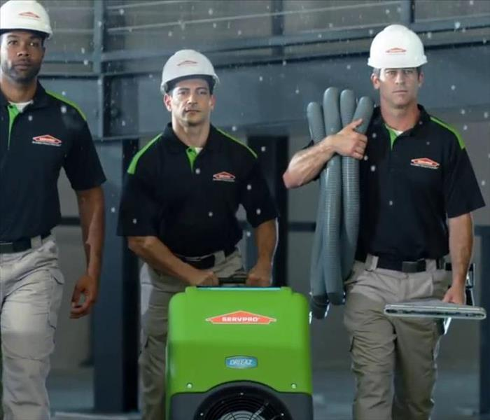 Commercial SERVPRO's Emergency Ready Profile